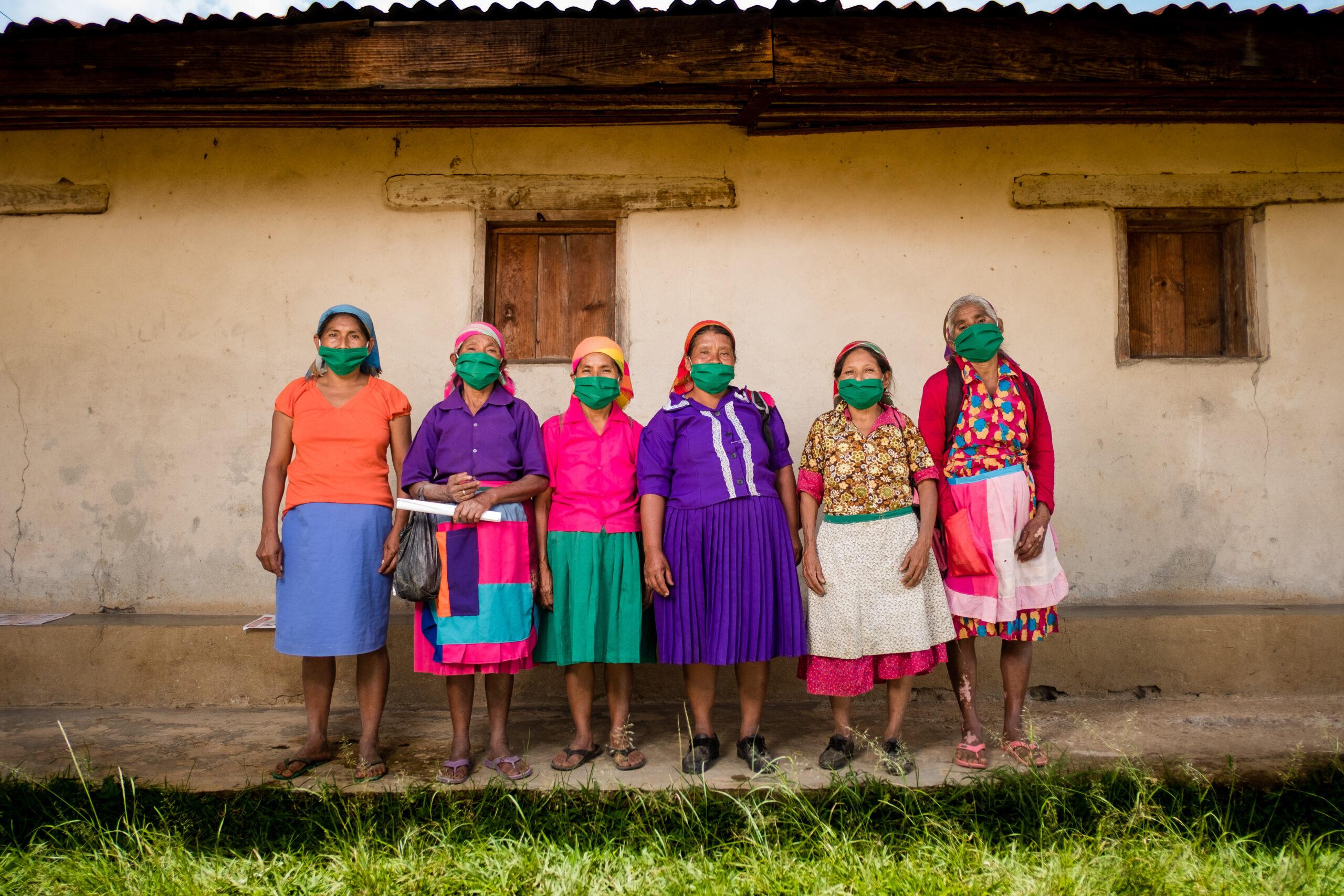 María Santana: Entregamos alimentos a mujeres sobrevivientes de violencia de género