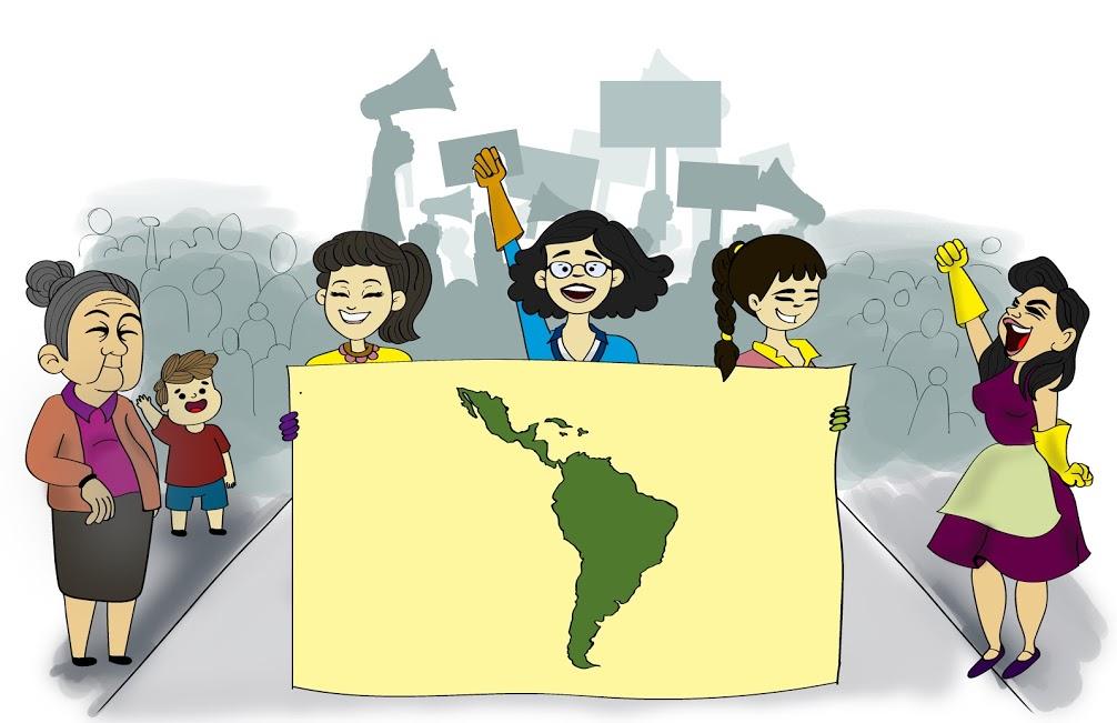 COMUNICADO:  Frente a la situación de las trabajadoras remuneradas del hogar y la pandemia global del Coronavirus