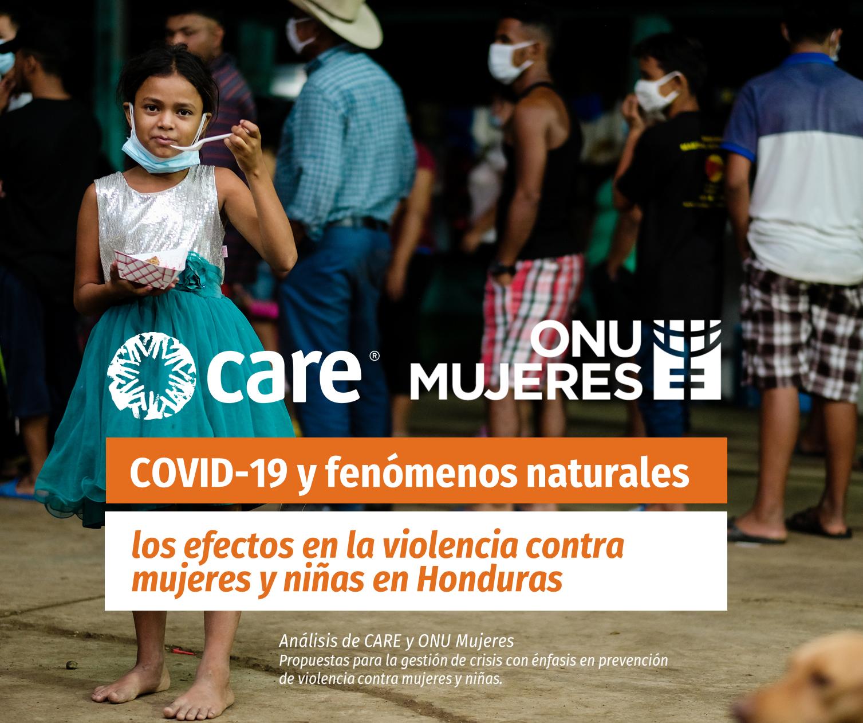 """CARE y ONU Mujeres presentan el """"Análisis Rápido de Género (ARG); Un panorama frente a COVID_19, Eta/Iota"""""""