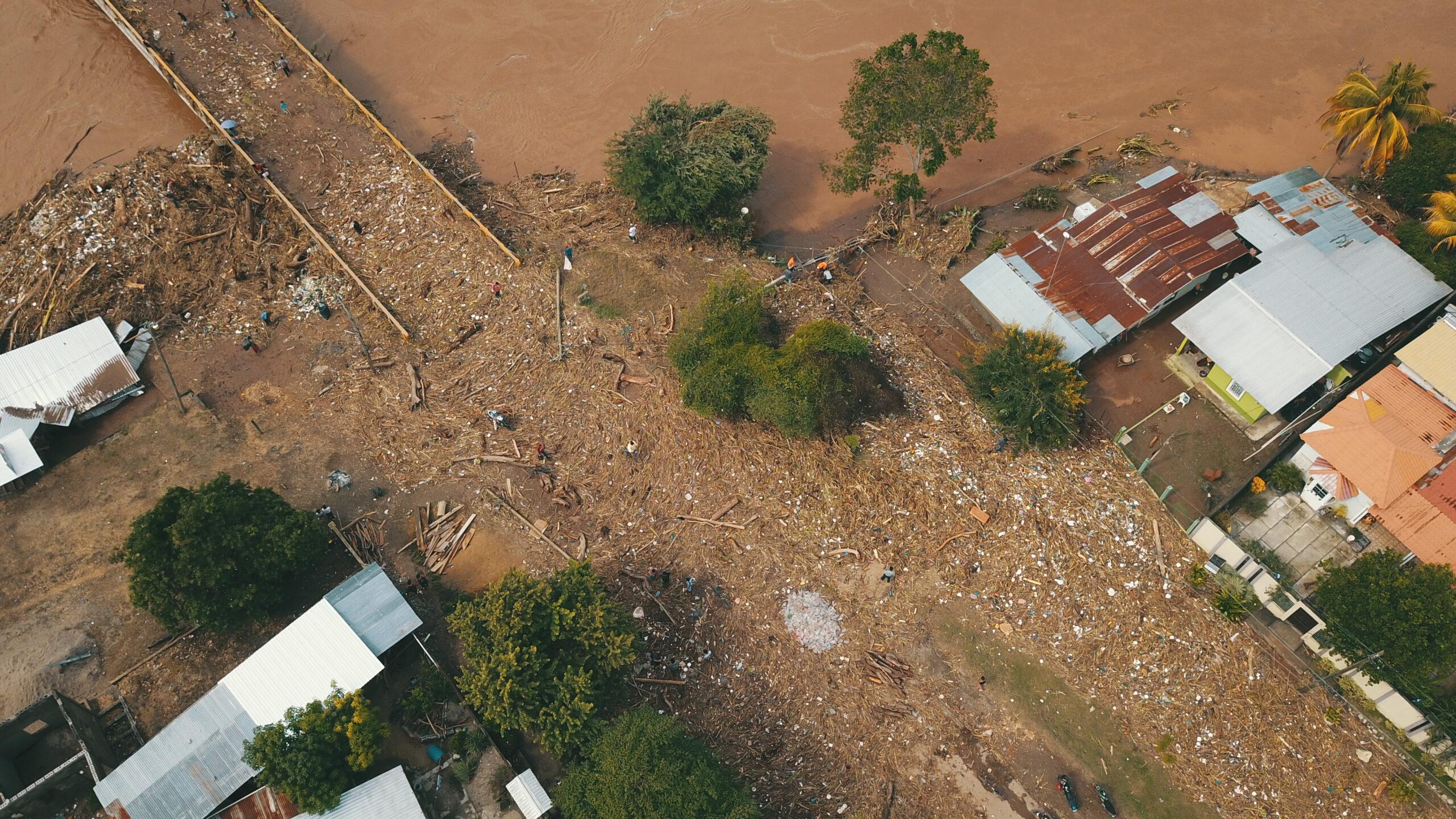Huracán Eta & Iota Consecuencias y Respuesta Humanitaria en Fotos